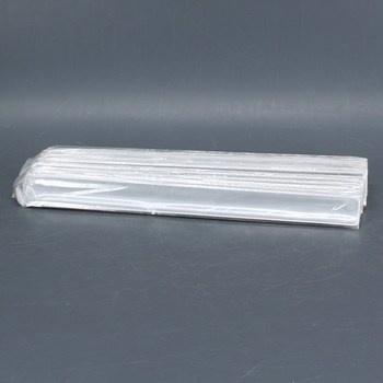 Reflexní pásek bílý - 49 ks