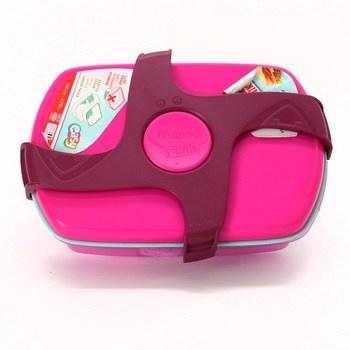 Box na svačinu Maped Picnik 870016 růžový