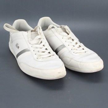 e6045ce35b7 Pánské tenisky Lacoste Sport bílé s pruhem