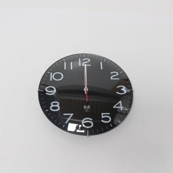 Nástěnné hodiny TFA 60.3509 černé