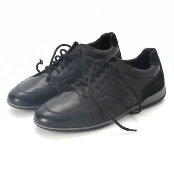 Pánské boty Geox U926TA Timothy černé 43,5