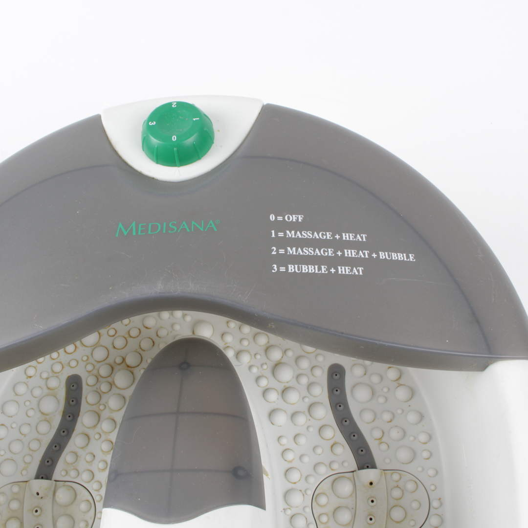 Masážní přístroj na nohy Medisana