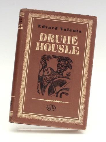 Kniha E. Valenta: Druhé housle