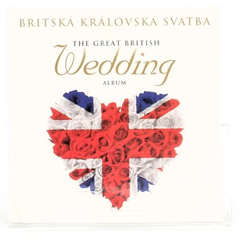 Hudební CD Britská královská svatba