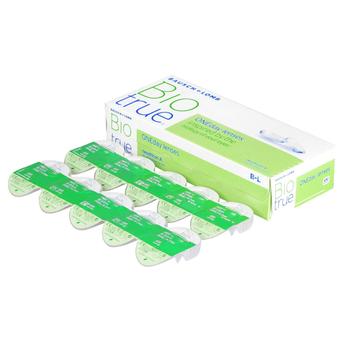 Kontaktní denní čočky Biotrue -1,75, 30 ks