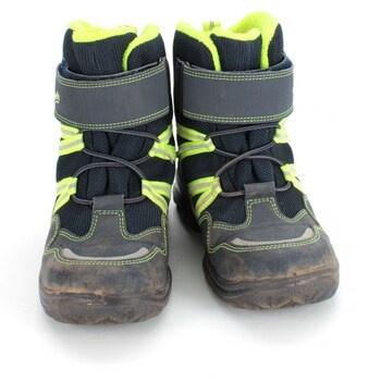 Chlapecké boty Superfit 1000026