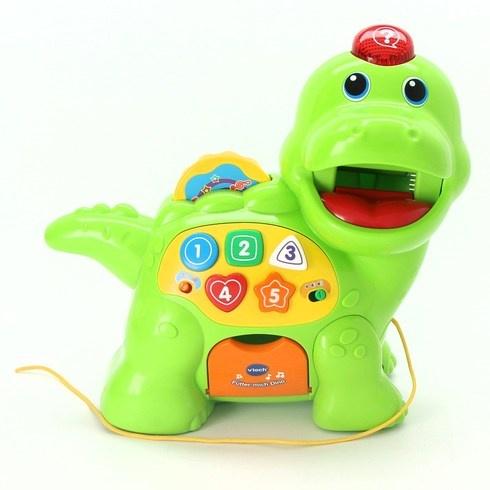 Interaktivní dinosaurus Vtech Dino DE
