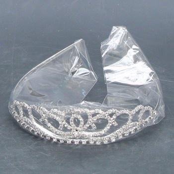 Stříbrná korunka pro malé princezny