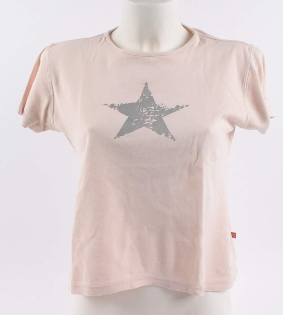 Dámské tričko Timeout s hvězdou