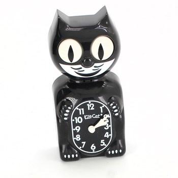 Dětské hodiny nástěnné Kit Cat