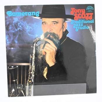 Gramofonová deska LP Tony Scott: Bumerang