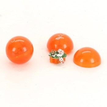 Kuličky pro kočky CATIT oranžové 2 ks