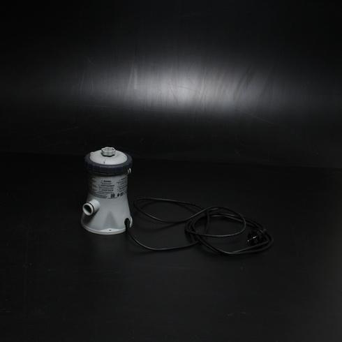 Kartušová filtrace Intex šedá