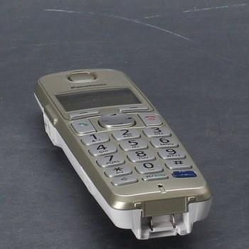Bezdrátový telefon Panasonic KX-TGE220
