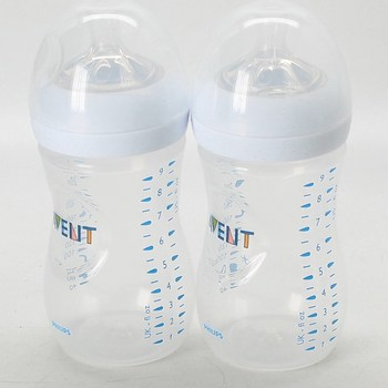 Kojenecké lahvičky Avent Natural