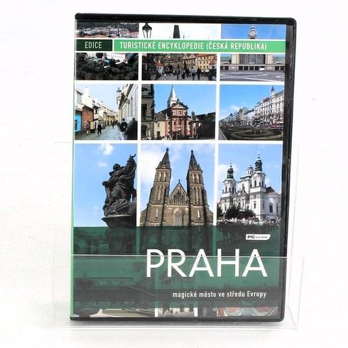 Poznávací CD Praha Magické město v Evropě