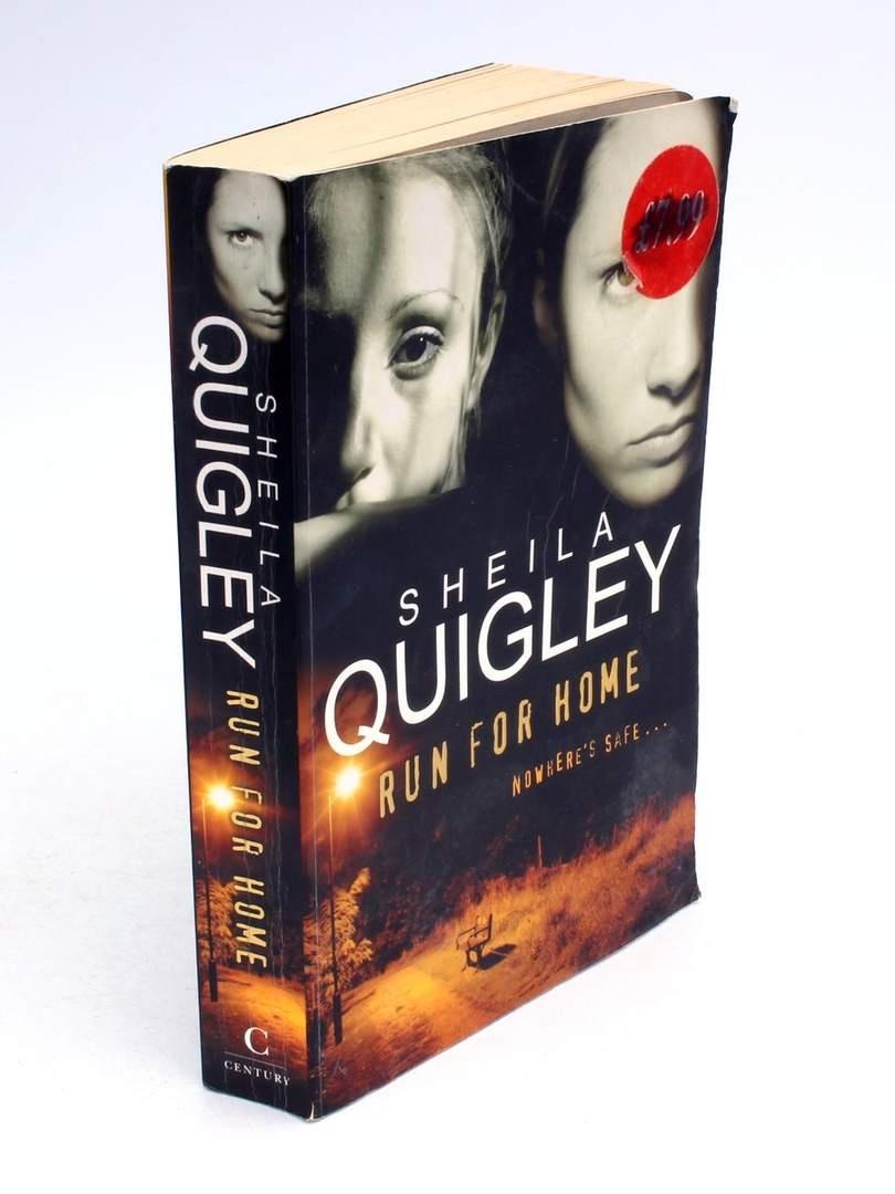 Kniha Run for home Shella Quigley