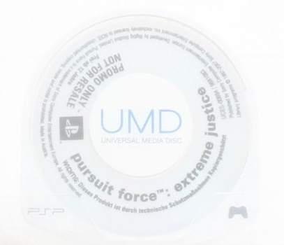 Hra PSP Pursuit Force: Extreme Justice