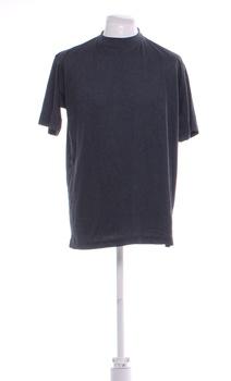 Klasické pánské tričko šedé