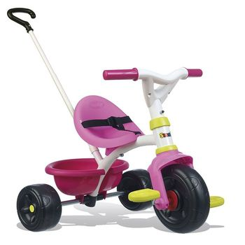 Dětská tříkolka Smoby 740322 Be Fun 2 in 1