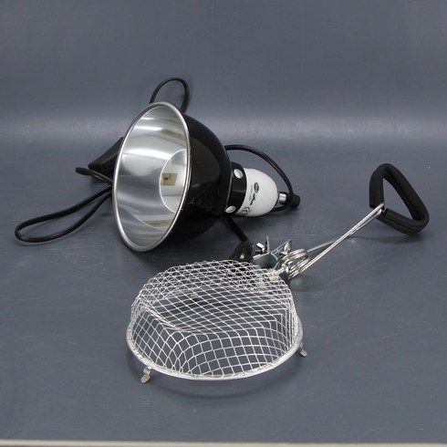 Lampa s bezpečnostní mřížkou Trixie