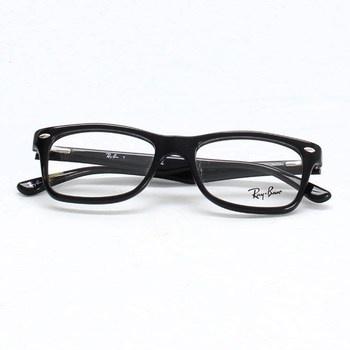 Brýle Ray-Ban RX5228 černé