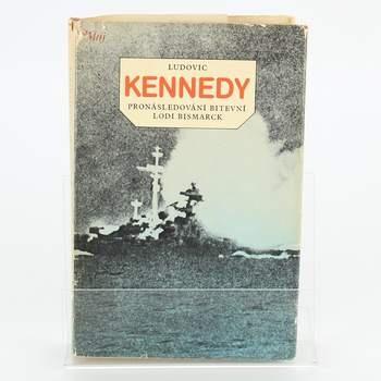 Kniha L.Kennedy: Pronásledování bitevní lodi