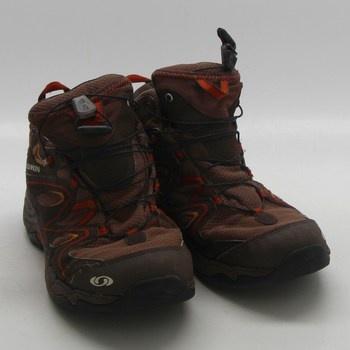 8fa1e38a65f Dámské turistické boty Salomon kotníkové