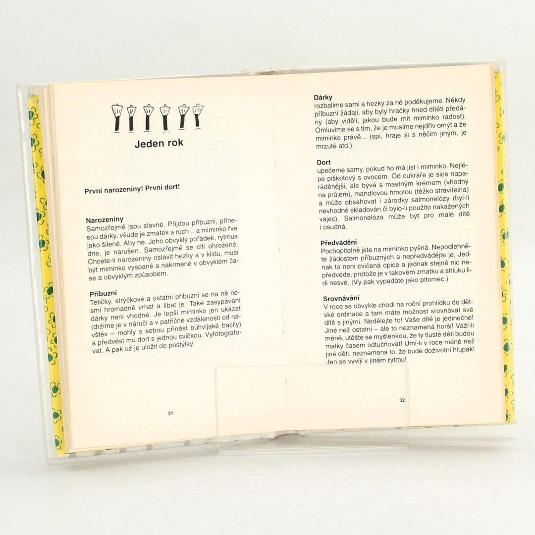 Kniha Moje miminko Martina Drijverová