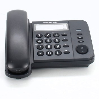 Klasický pevný telefon Panasonic KX-TS520GB