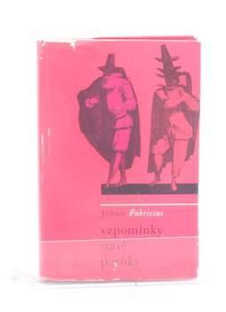 Johan Fabricius: Vzpomínky staré paruky
