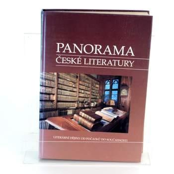 Kniha Panorama české literatury