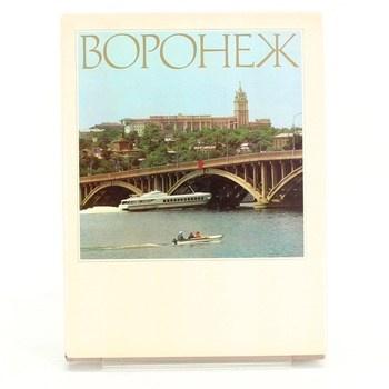Kolektiv autorů: Kniha Voroněž