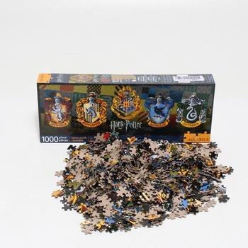 Puzzle pro děti Aquarius Harry Potter Crests