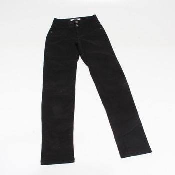 Dámské kalhoty Naf Naf černé