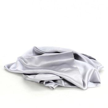 Dámský elegantní šátek Vannucci stříbrný