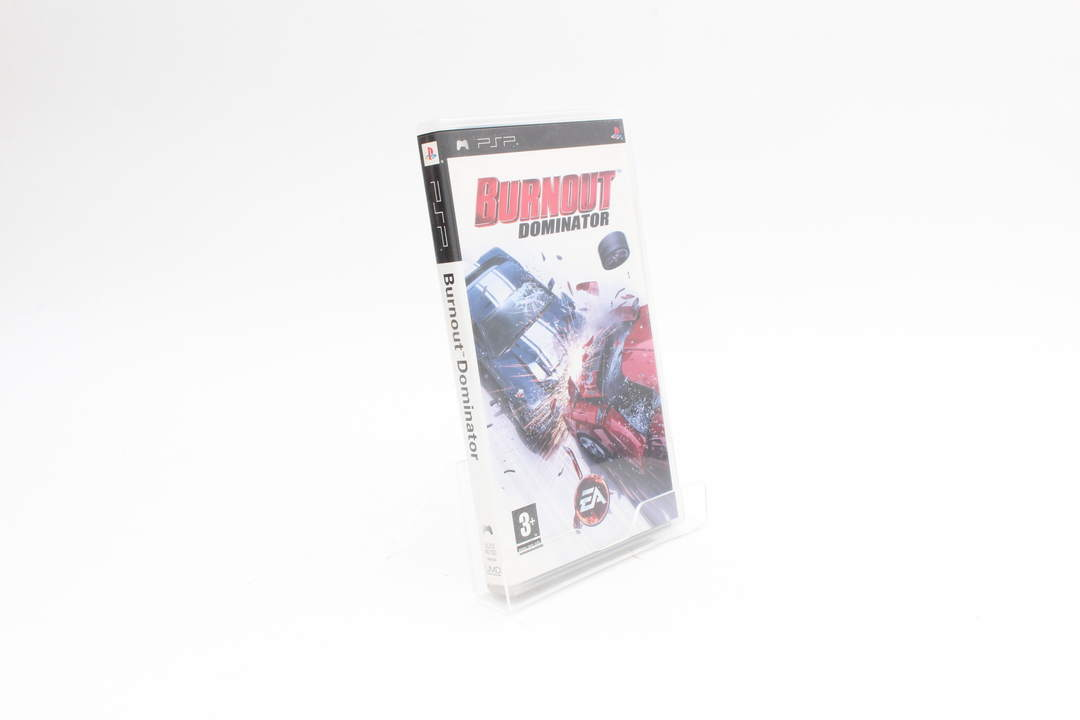 Hra pro PSP Burnout Dominator