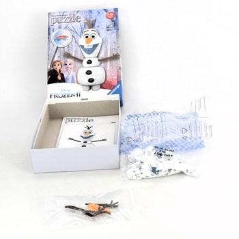 3D puzzle Disney Ledové království 2 Olaf