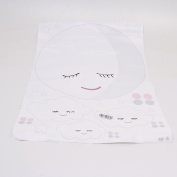 Samolepící tapety Little Deco DL263