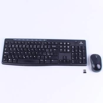 Bezdrátový set Logitech Wireless Combo MK270