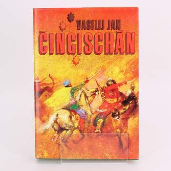 Kniha Čingischán Jan Vasilij