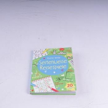 Vzdělávací knížka Seitenweise Reisespiele