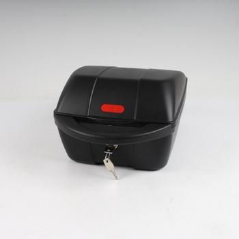 Box na kolo Fischer černý