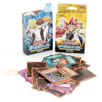 Sběratelské karty Konami Yu-Gi-Oh, 2 balíčky