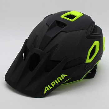 Cyklistická helma značky Alpina