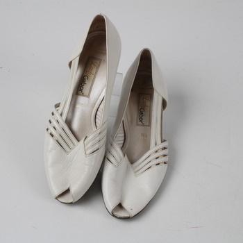 Dámská letní obuv Lady Gabor bílá