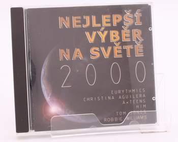 CD Nejlepší výběr na světě 2000