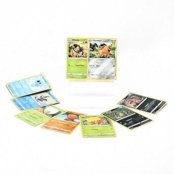 Sběratelské karty Ultra boost box Pikachu V