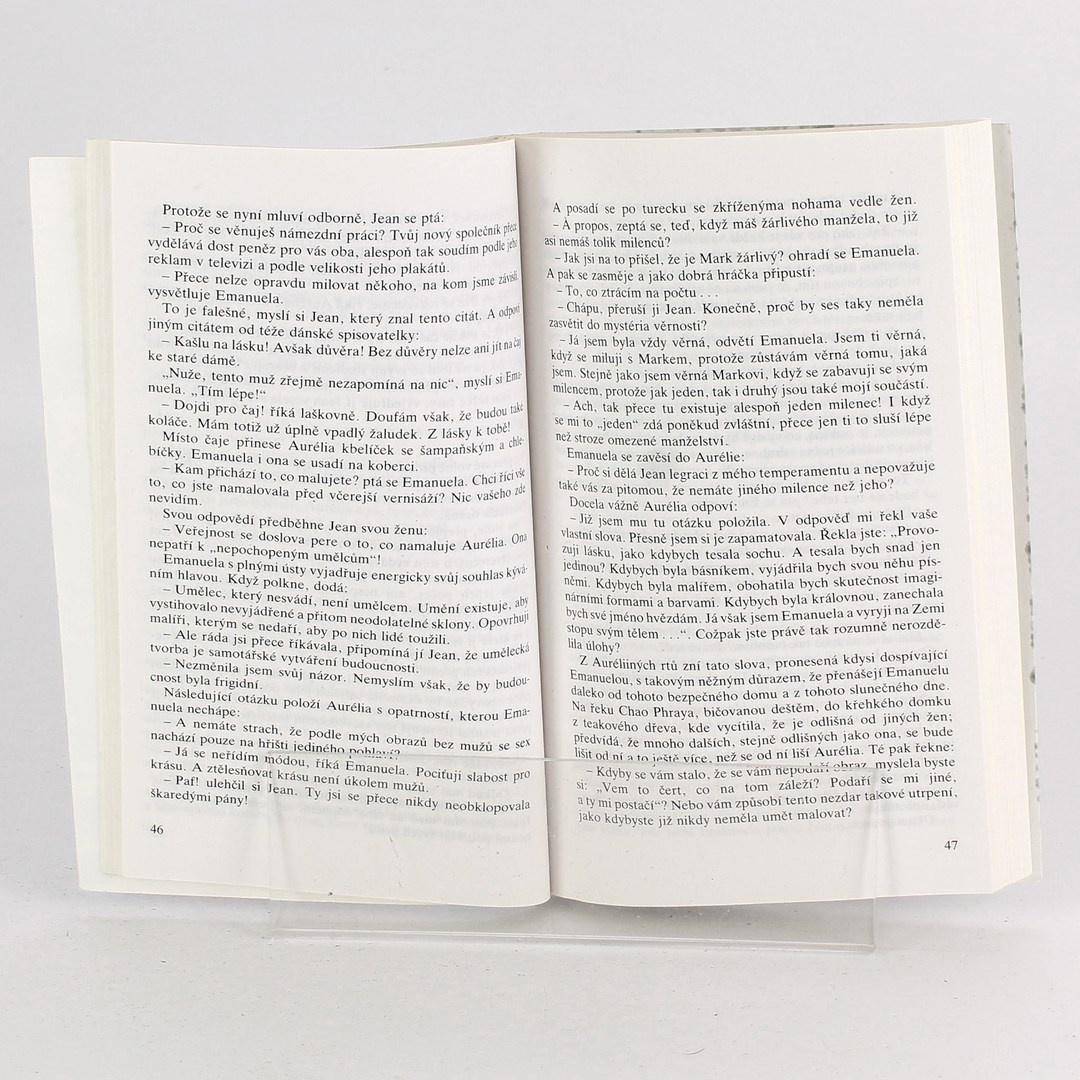 Kniha Emanuelle Arsanová: Emanuelina slunce