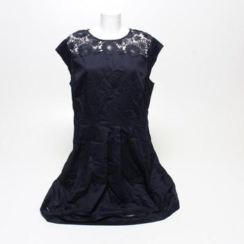 Dámské šaty s.Oliver modré